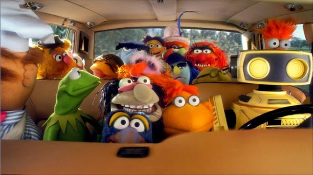Muppets Road Trip Game