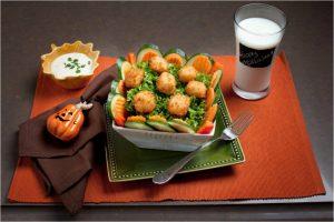 Pumpkin Patch Salad