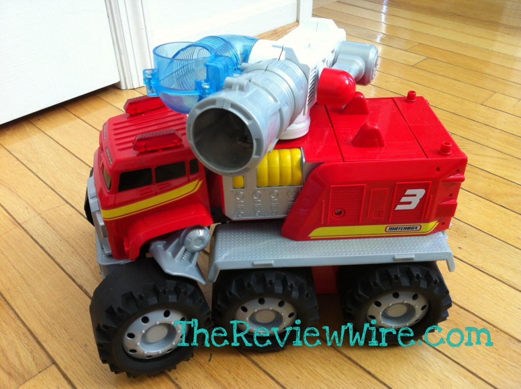 Smokey Fire Truck Review