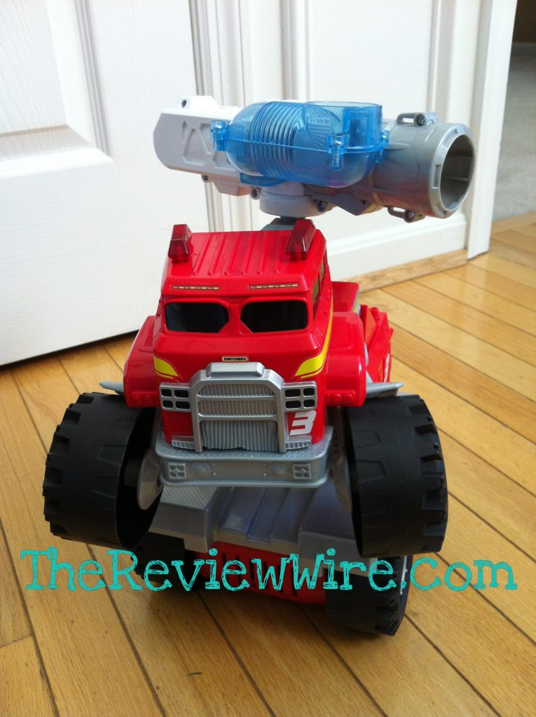 Smokey The Fire Truck Review
