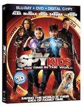 Spy Kids 4 Combo pack art sm1