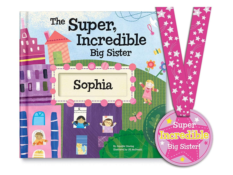 The Super, Incredible Big Sister
