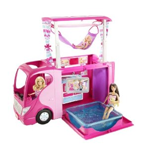 Mattel Barbie Camper Review