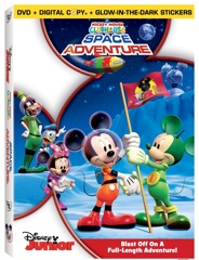 Mickey Mouse Space Adventure Review