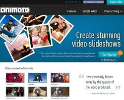 Animoto Review: Online Video Creation Service