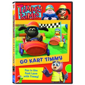 Timmy Time: Go Kart Timmy DVD