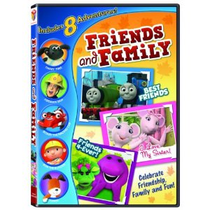 Friends and Family DVD