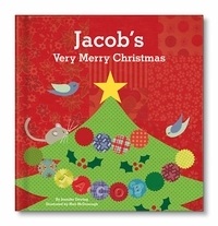 I See Me! A Very Merry Christmas Personalized Christmas Book