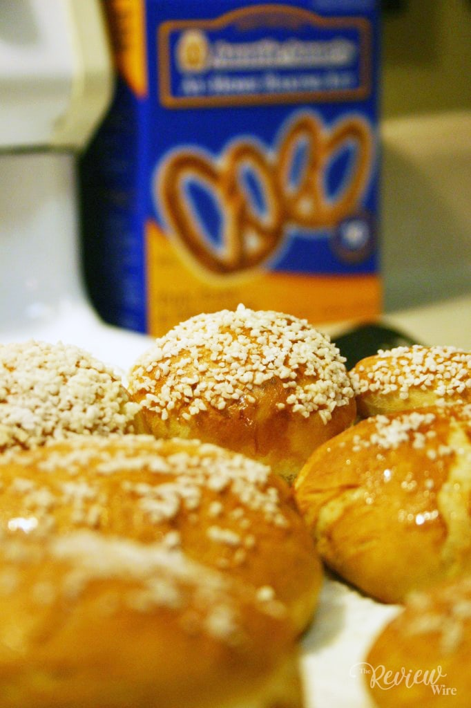 Auntie Anne's At Home Baking Kit