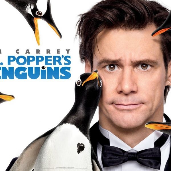 MR. POPPER'S PENGUINS DVD