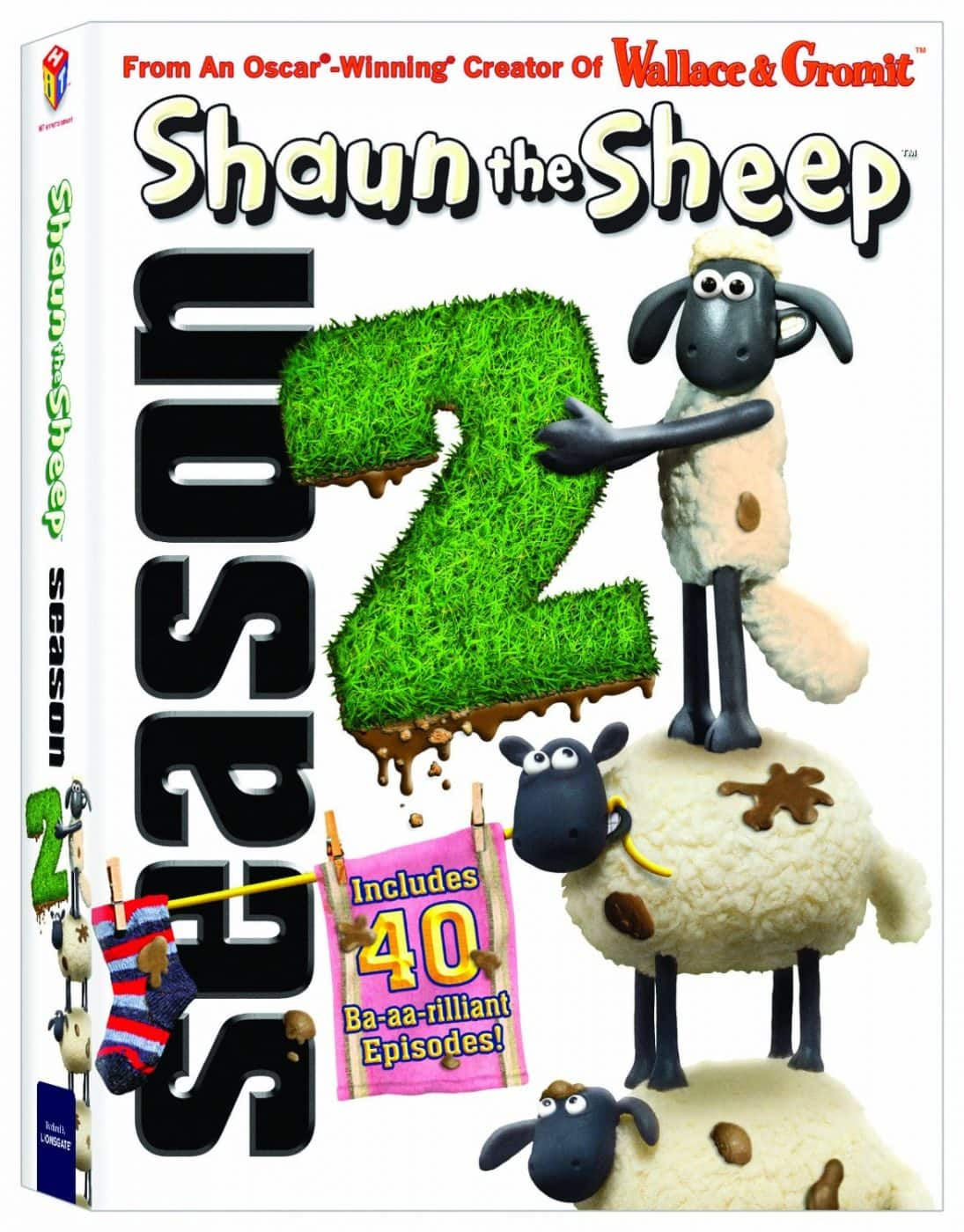 Shaun the Sheep: Season 2 Gift Set
