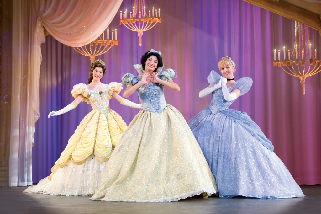 Disney Live - Three Classic Fairy Tales