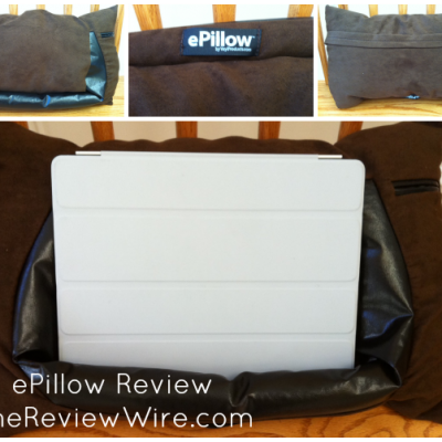 ePillow Review: Pillow for iPad
