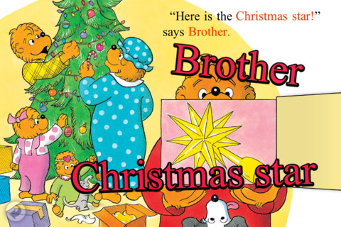 The Berenstain Bears Trim the Tree by Jan & Mike Berenstain  App Review