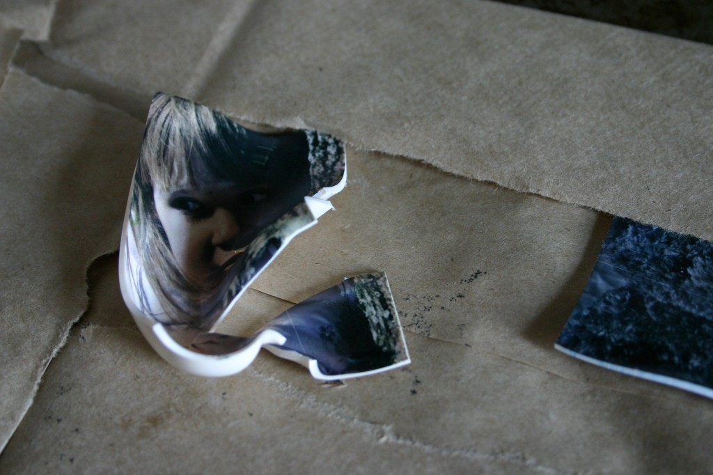 Broken Shrinky Dink
