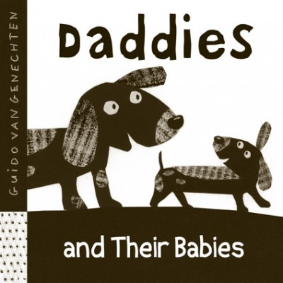 Clavis Publishing Board Books: Mommies, Daddies & The Big Eating Book