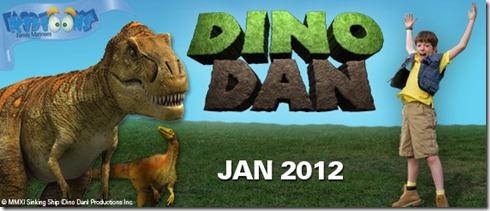 Dino Dan featuring Mighty Machines!