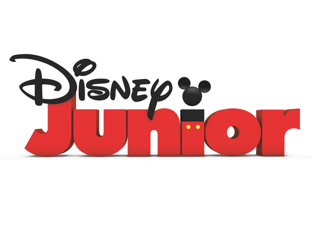 Disney Jr Logo