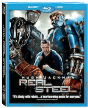 Real Steel DVD Review