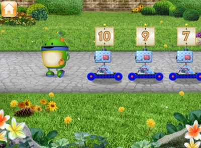 Team Umizoomi Math: Zoom into Numbers iPad App Review