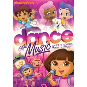 Nickelodeon Favorites: Dance To The Music! Review