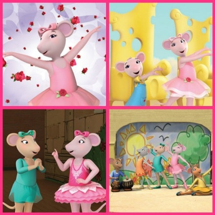 """The Review Wire - Angelina Ballerina """"Sweet Valentine"""""""