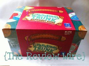 EI: Grandma's Trunk Alphabet Game Review
