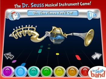Dr. Seuss Band APP