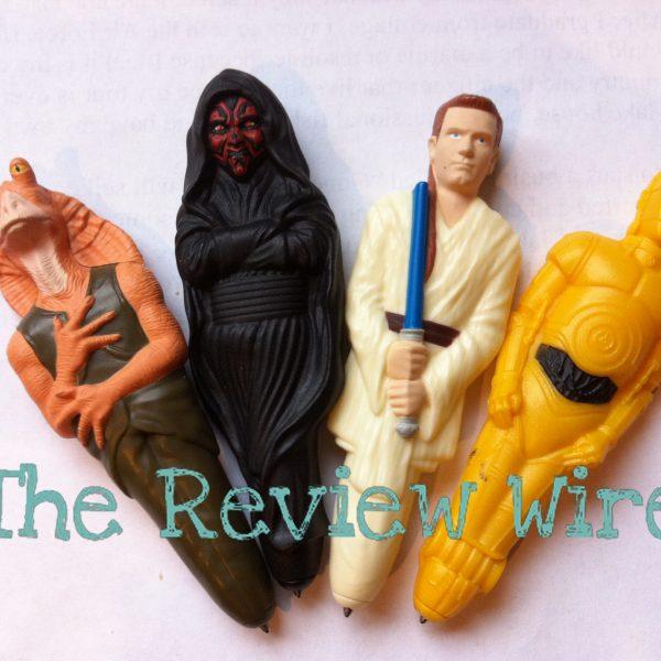 Star Wars Pens - Big G Star Wars Prize Pack Giveaway