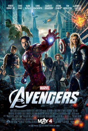 The Review Wire - MARVEL'S THE AVENGERS Trailer