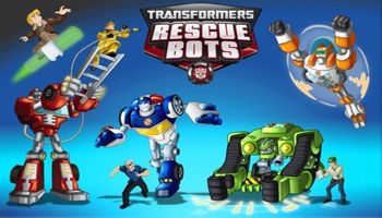 The New Transformers Rescue Bots Rolls Out Feb. 18th! {Download Transformer Activity Pages}