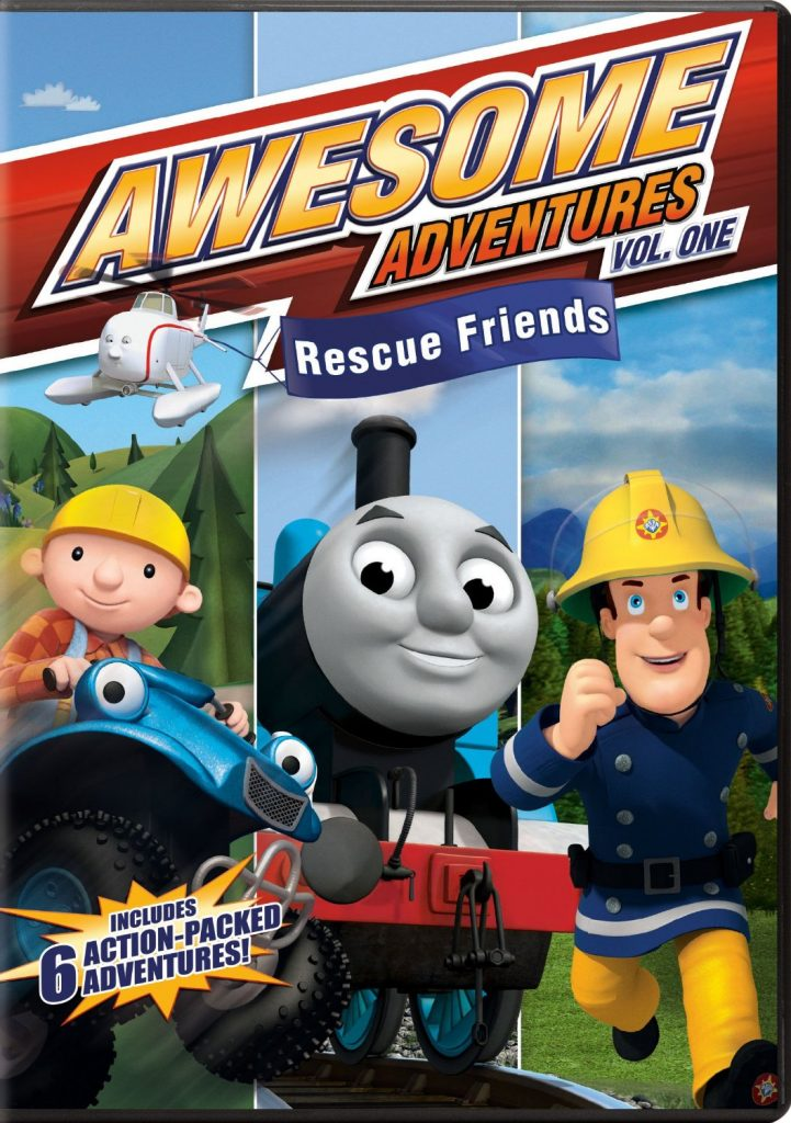 Awesome Adventures Rescue Friends
