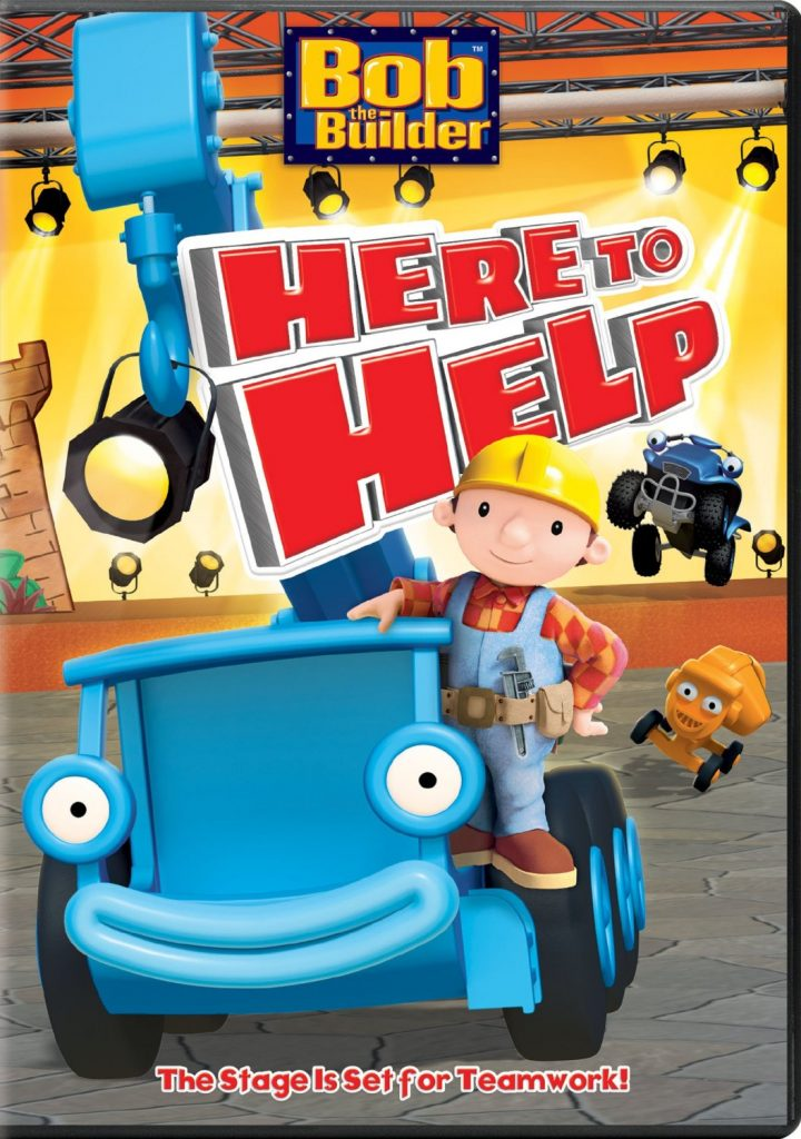 Bob the Builder Here to Help