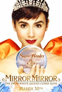 Mirror Mirror SNOW Poster