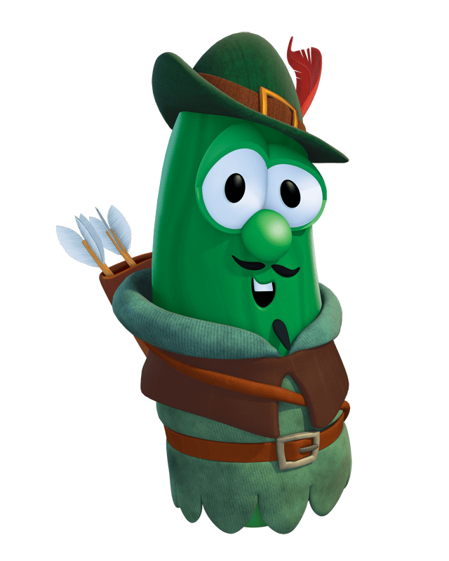 VeggieTales Review: Robin Good and His Not-So-Merry Men