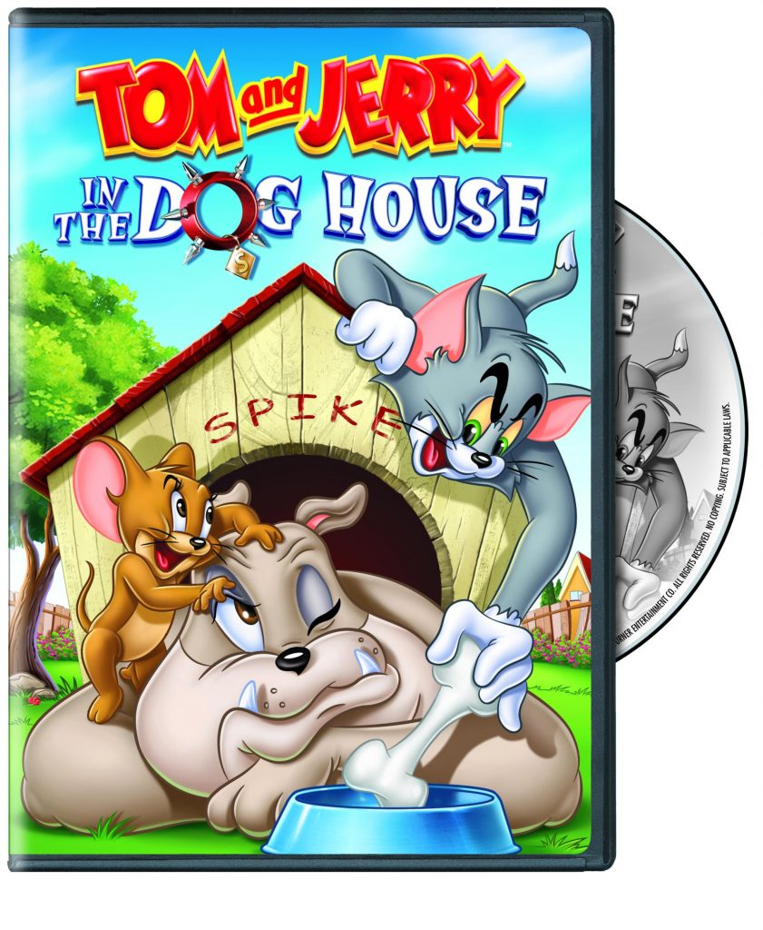 Tom & Jerry: In the Dog House DVD Review