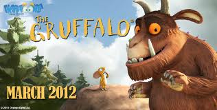 Kidtoons March 2012: The Gruffalo