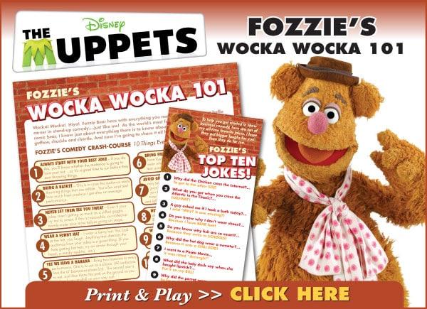 The Muppets Jokes