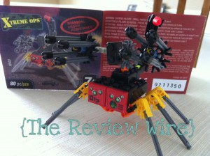 Collect & Build Xtreme Ops Mission sets