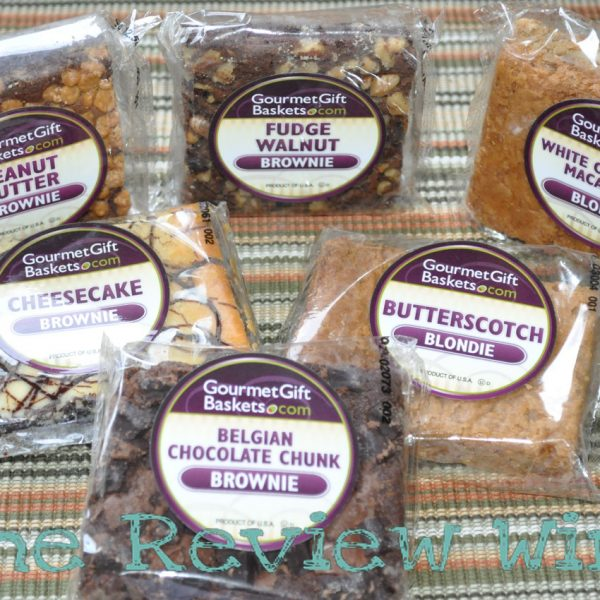 Brownie Sampler from Gourmet Gift Baskets