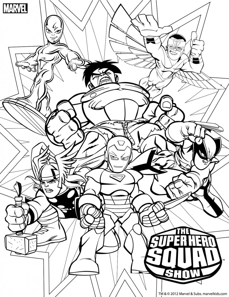 super heroes lego coloring pages - photo#26