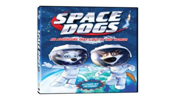 Space Dogs DVD