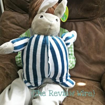 Zoobies Blanket Pet: Goodnight Moon Bunny