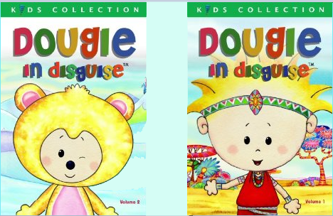 Dougie in Disguise Volume 1 and 2 DVD