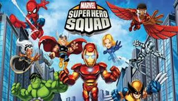 Super Hero Squad: Infinity Gauntlet Season 2 Vol. 3