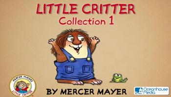OM Media: Little Critter Collection 1 App #Giveaway | Ends 4/12