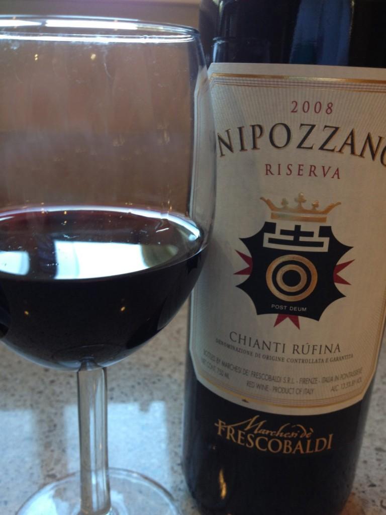 Review | Nipozzano Riserva 2008 Wine