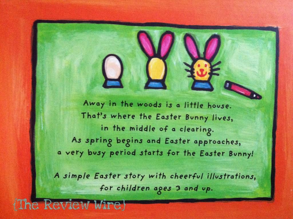 Book Review   Happy Easter by Liesbet Slegers