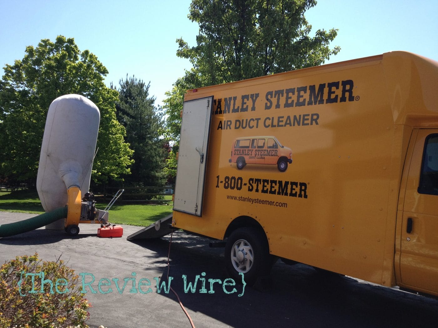 Stanley Steemer Review