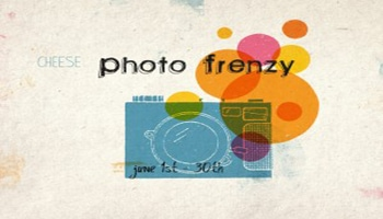 Photo Frenzy Giveaway Event – Free for Bloggers
